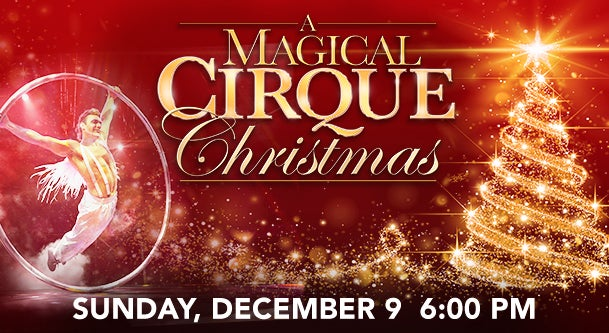 a magical cirque christmas - Christmas Sunday
