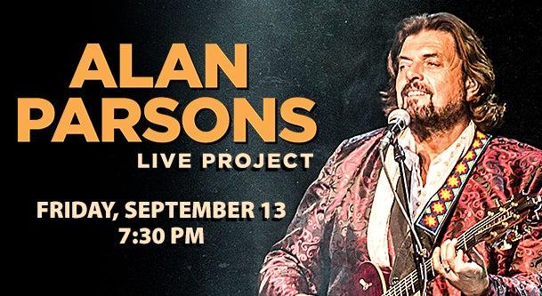 Alan parson live project