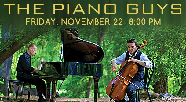 ThePianoGuys | Genesee Theatre