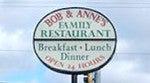 Bob and Anne's Restaurant